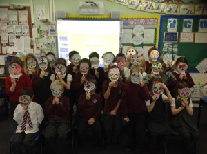 One of our masked classes